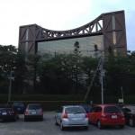 FORUM246 愛甲石田駅から見えるあの建物