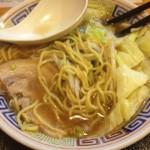 東海大学前駅 麺や道楽