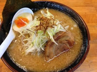 小林屋味噌ラーメン500円