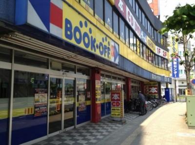 閉店後のブックオフ本厚木店