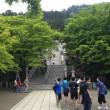 大山阿夫利神社下社 初夏の装い