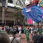湘南ひらつか七夕まつり2014(1) 曇天ながら千人パレードも実施!