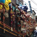 大磯高来神社の御船祭 船形山車とどっこい神輿の祭典