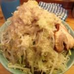 茅ヶ崎駅 菜良 二郎インスパイア系「えぼし麺」が美味い!