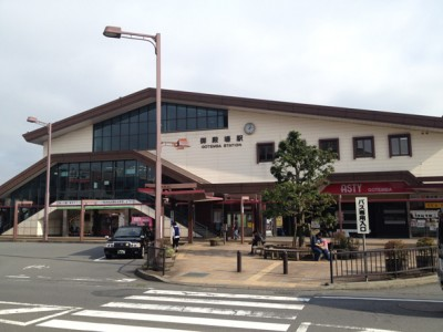 JR御殿場線御殿場駅