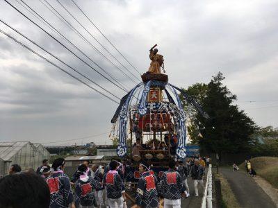 こちら神戸地区の『加羅先代萩』男之助