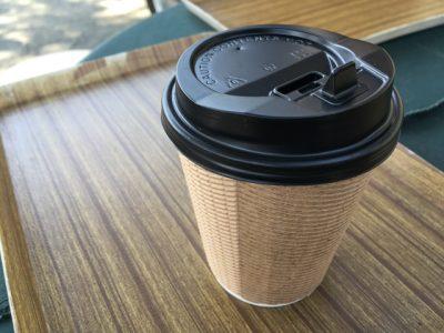 唐良里ホットコーヒー