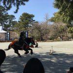 小田原城馬上弓くらべ大会&出張カミイチのレポ!