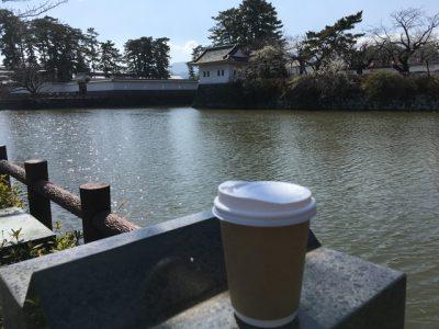 カフェみ・ほっぺの超浅煎りコーヒー